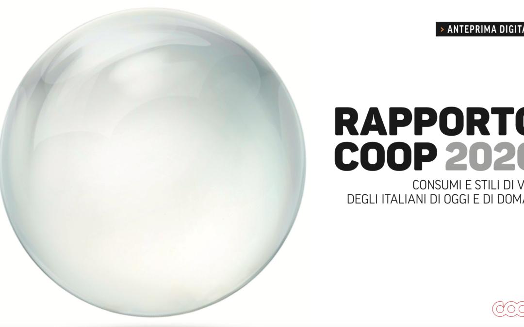 I CONSUMI DEGLI ITALIANI NELL'ERA DEL COVID. Scarica il nuovo report pubblicato da Coop Italia