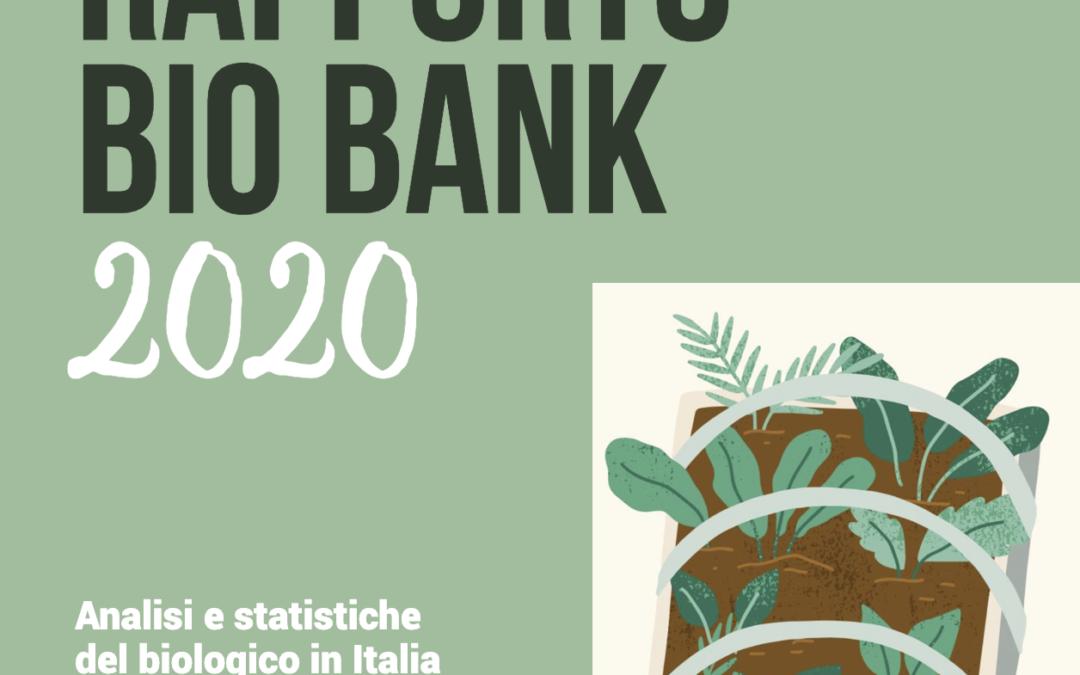 IL BIOLOGICO E' IN GRAN FORMA. Scarica gli ultimi dati pubblicati da Biobank