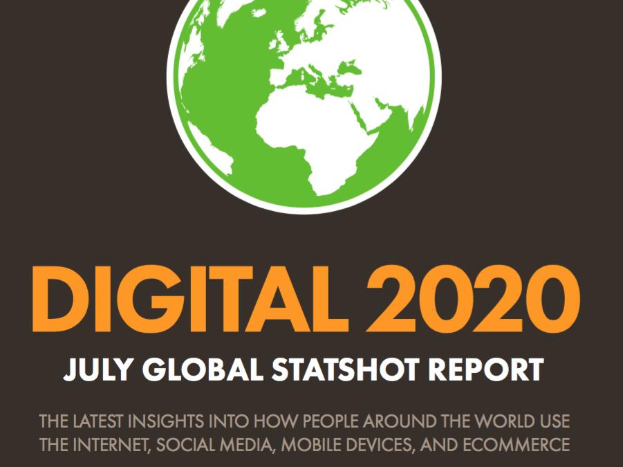 I SOCIAL NETWORK PIU' DIFFUSI AL MONDO. Scarica gli ultimi dati pubblicati da WE ARE SOCIAL e Hootsuite