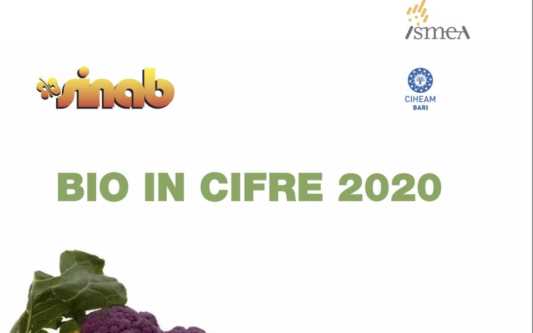 TUTTI I NUMERI DELL'AGRICOLTURA BIOLOGICA IN ITALIA. Scarica il rapporto pubblicato dal Sinab